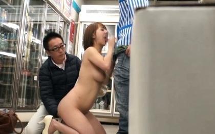 Tsubasa arai. Tsubasa Arai Asian cock sucking boner while he cans